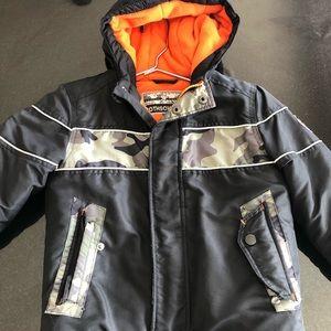 Rothschild winter jacket